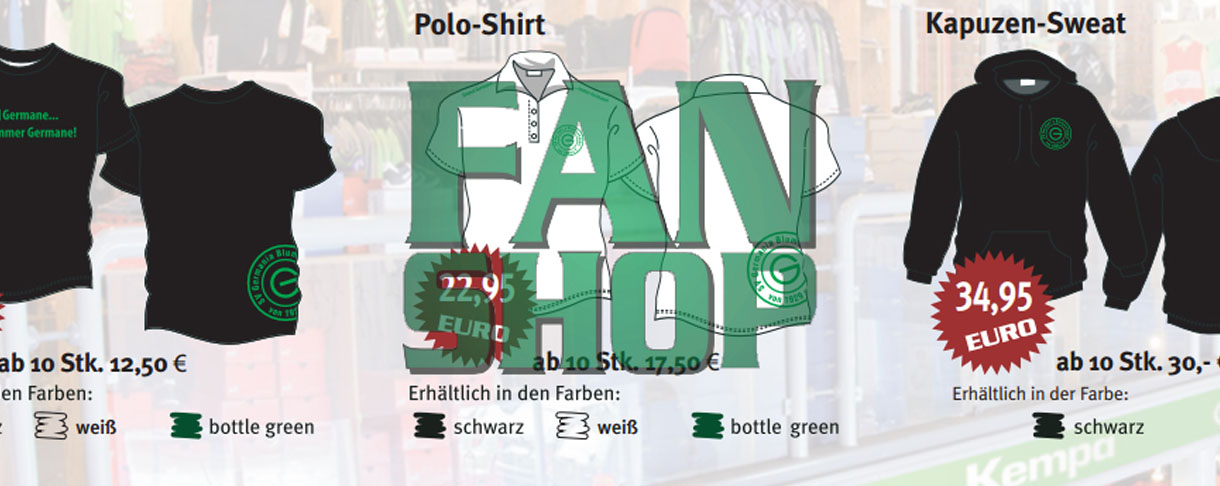 SVG Fan Shop